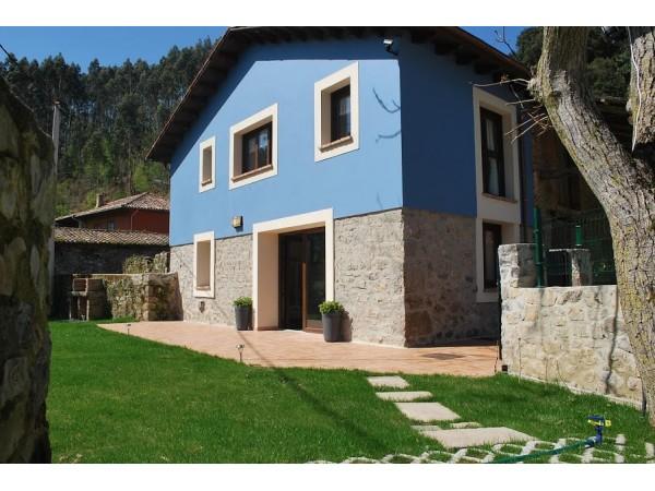 Casa De Aldea El Toral De Rales  - Cantabrische Mts. - Asturias