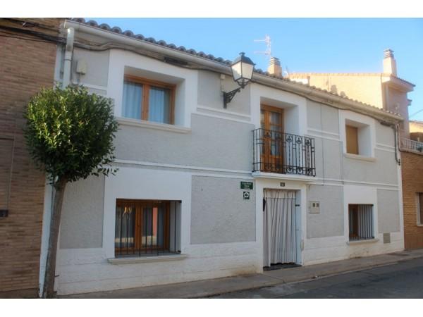 Casa Rural Oscar Casa Rural Cabanillas La Ribera Navarra