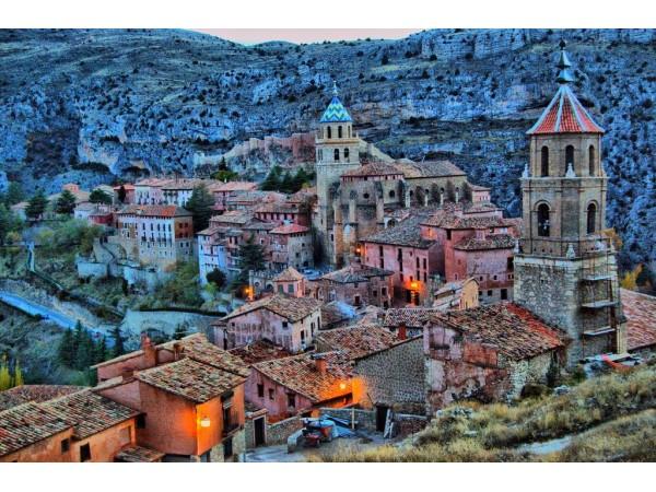 Barranco Las Maravillas  - Aragon - Teruel