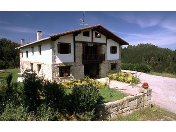 Casas rurales en busturialdea vizcaya espacio rural - Casa rural lurdeia ...