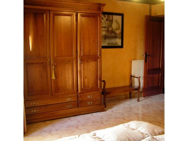Detalle de la habitación doble