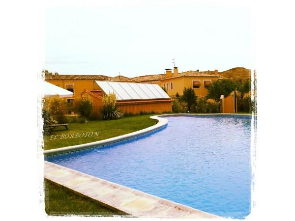 Hotel la Posada del Borbotón  - South Castilla - Cuenca