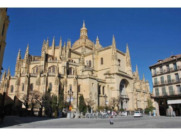 Real Posito II  - Around Madrid - Segovia