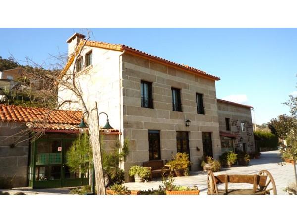 Casa videira casa rural bueu o morrazo pontevedra - Casas prefabricadas pontevedra ...
