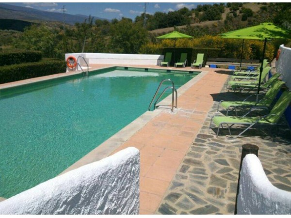 Alqueria De Morayma  - Baetic Gebirge - Granada