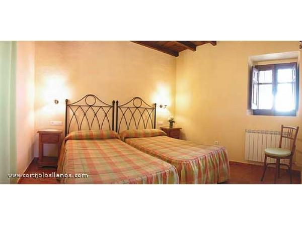Casa El Granero (Cortijo Los Llanos)  - Montagnes Bétique - Granada