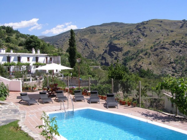 Casas Blancas  - Baetic Mountains - Granada