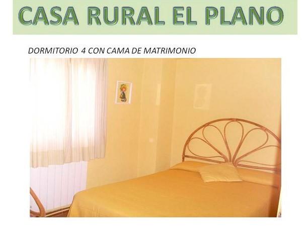 Casa El Plano  - Aragon - Teruel