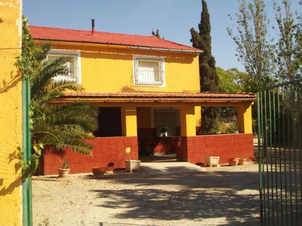 Casa Rural Los Limoneros  - Baetic Mountains - Murcia