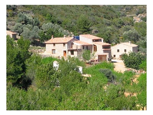 La toscana casa rural les coves de vinrom plana alta castello espacio rural - Casa rural en la toscana ...