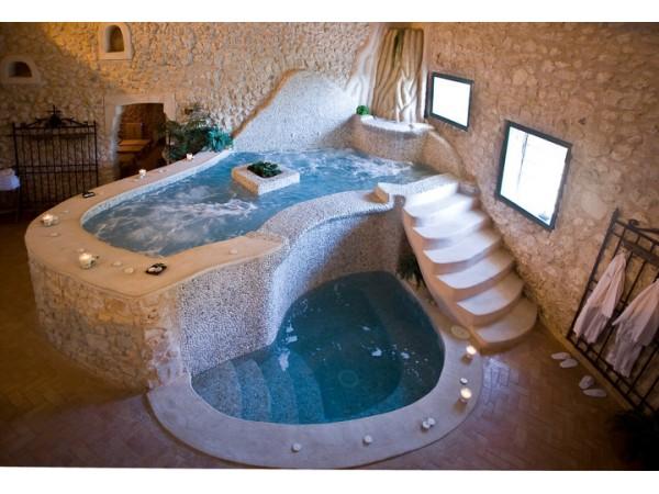 Casas rurales en provincia de guadalajara guadalajara for Hoteles romanticos en madrid con piscina o jacuzzi privado