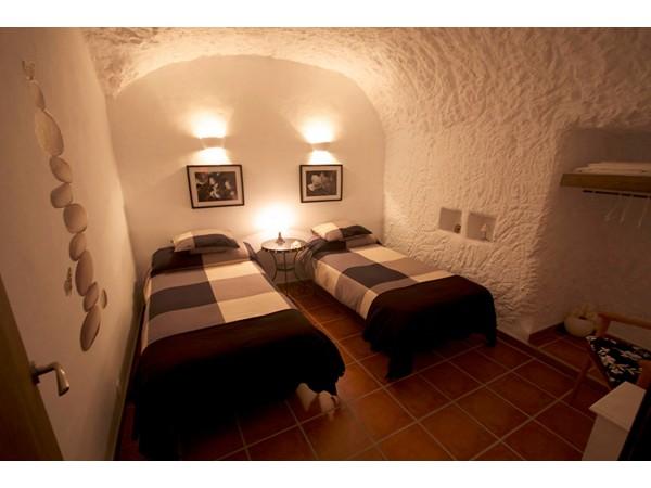 Cueva Adonia  - Baetic Mountains - Granada