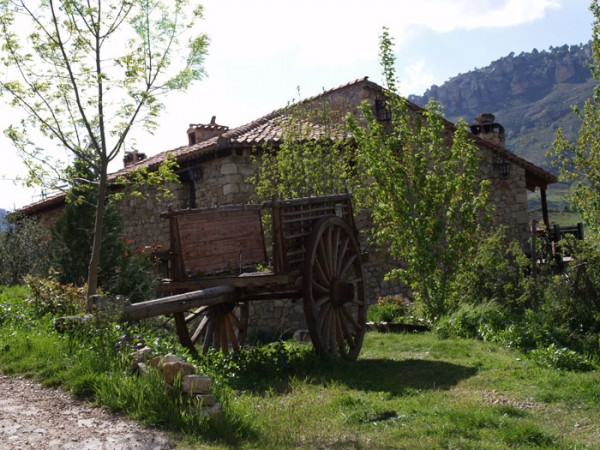 Alojamientos Rurales Chon Alto Tajo  - Rond Madrid - Guadalajara