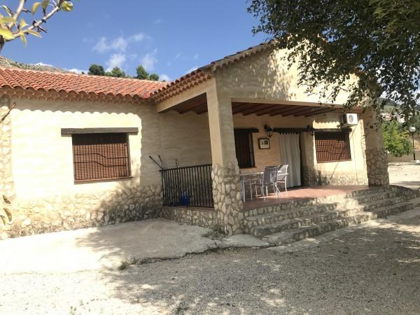 Casa Rural El Valle De Yeste  - South Castilla - Albacete