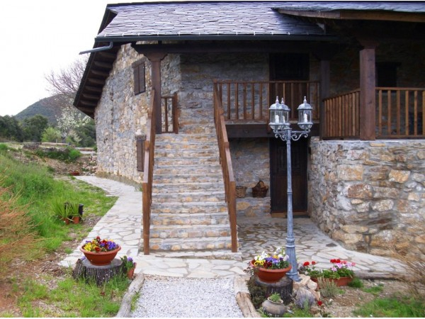 Rural m dulas casa rural campa ana carucedo las m dulas el bierzo leon espacio rural - Casa rural bierzo ...