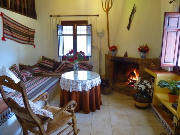 Complejo Rural Los Lirios  - Binnen Andalusië - Malaga