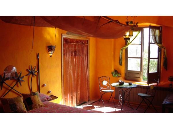 La casa de ulda casa rural orgaz montes de toledo - Casa rural montes de toledo ...