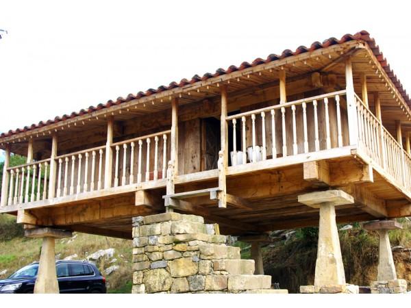 La Casona De Candamín  - Cantabrische Mts. - Asturias