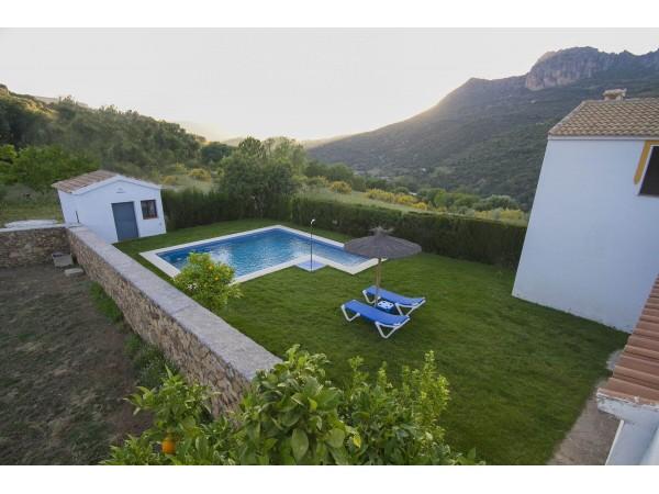 Vivienda Rural Cortijo Los Fresnos  - West Andalusia - Cadiz