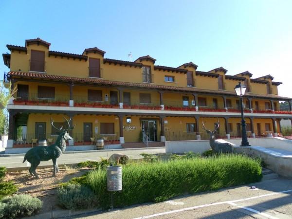 Hotel Milagros Rio Riaza  - North Castilla - Burgos
