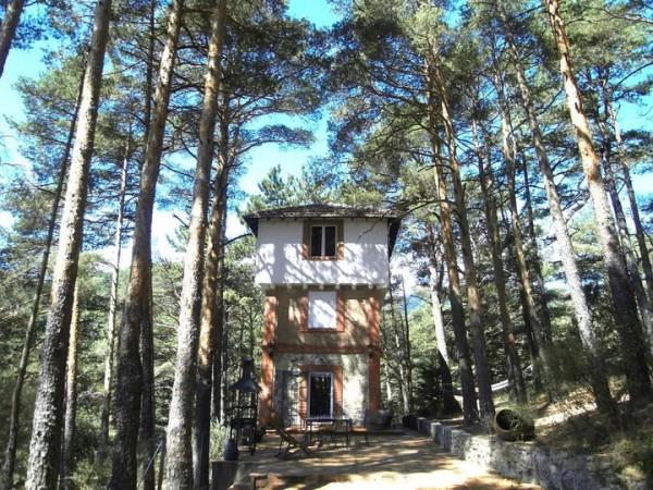 Casas rurales en sierra de guadarrama madrid espacio rural - Casa en la sierra de madrid ...