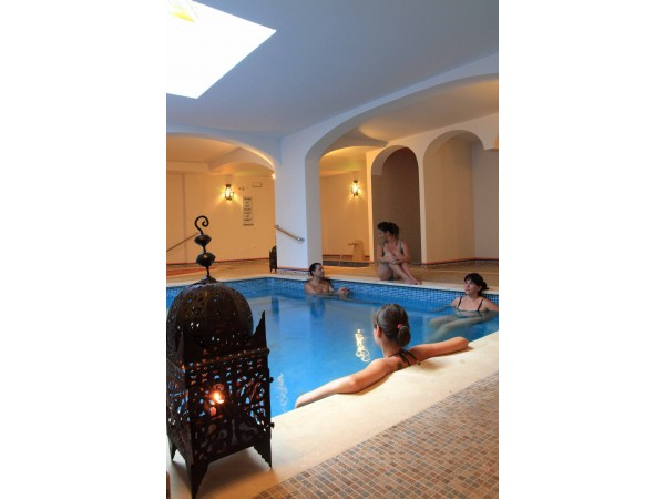 Baños Arabes Ofertas:baños de la villa un hotel rural con baños árabes