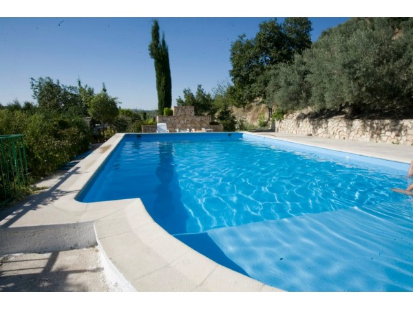 Casas rurales en sierra de segura y cazorla jaen for Casas rurales sierra de madrid con piscina