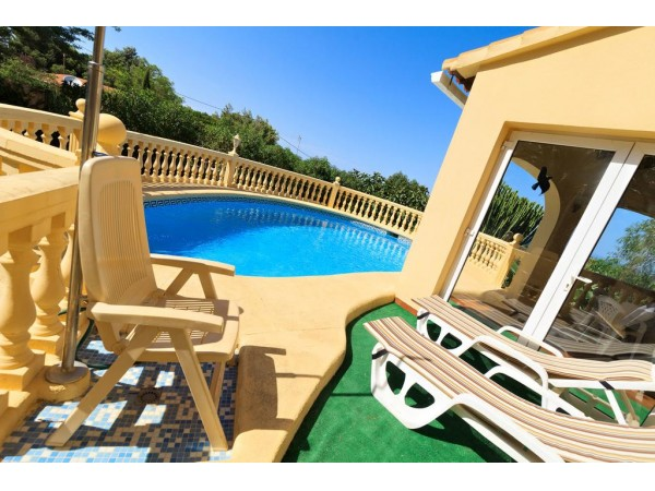 Villa Canoa  - South Coast - Alicante