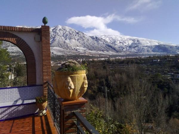 El Valle, Casa El Olivo  - Baetic Mountains - Granada