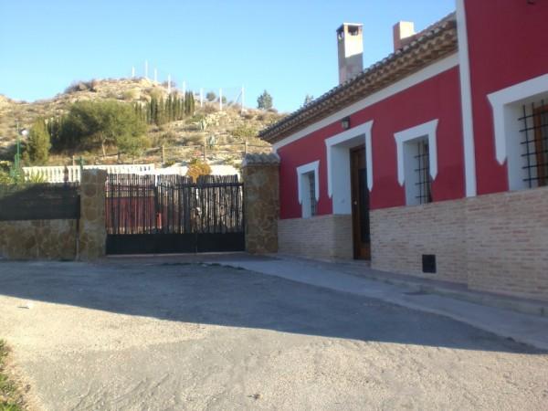 Casa Rural Colorá  - Baetic Gebirge - Murcia