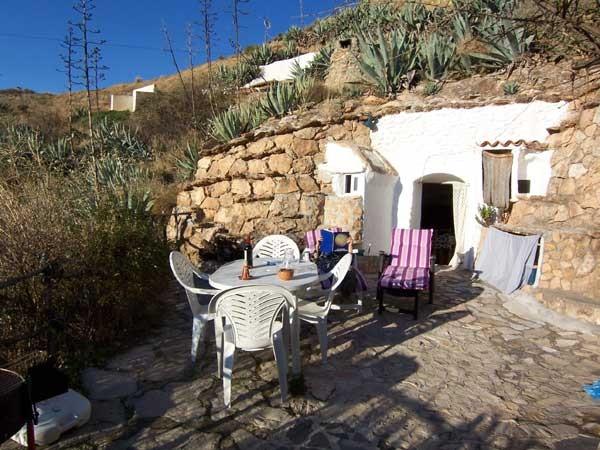 Las Cuevas Del Pataseca  - Baetic Gebirge - Granada