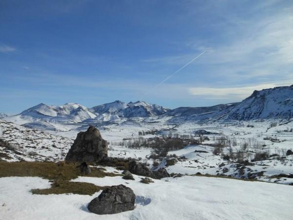 Invierno en Cubillas