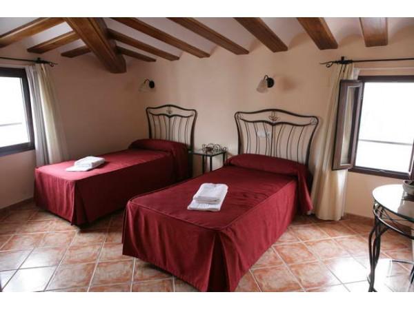 Hotel Rural La Morata  - Baetic Mountains - Granada
