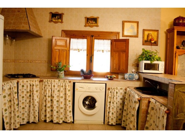 Casa Rural Olivos  - Baetic Gebirge - Murcia