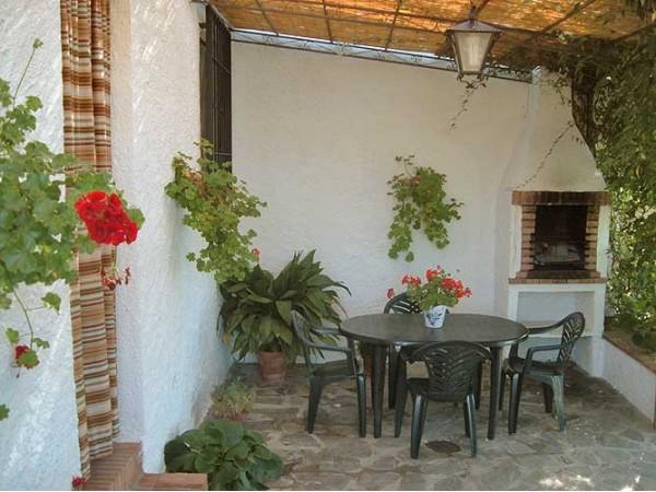 Casa El Granero (Cortijo Los Llanos)
