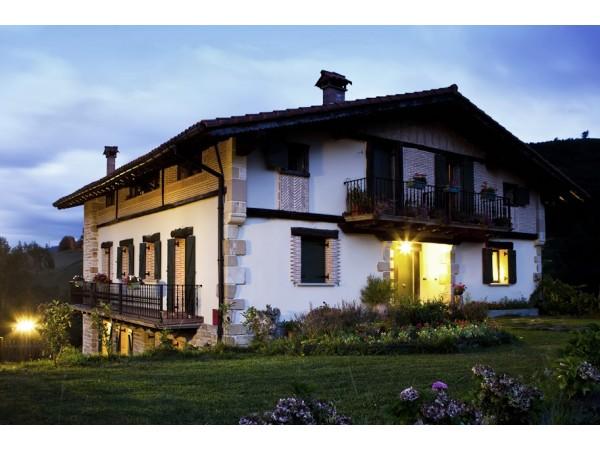 Ator Etxea Apt. Rural  - Pyrenäen - Navarra