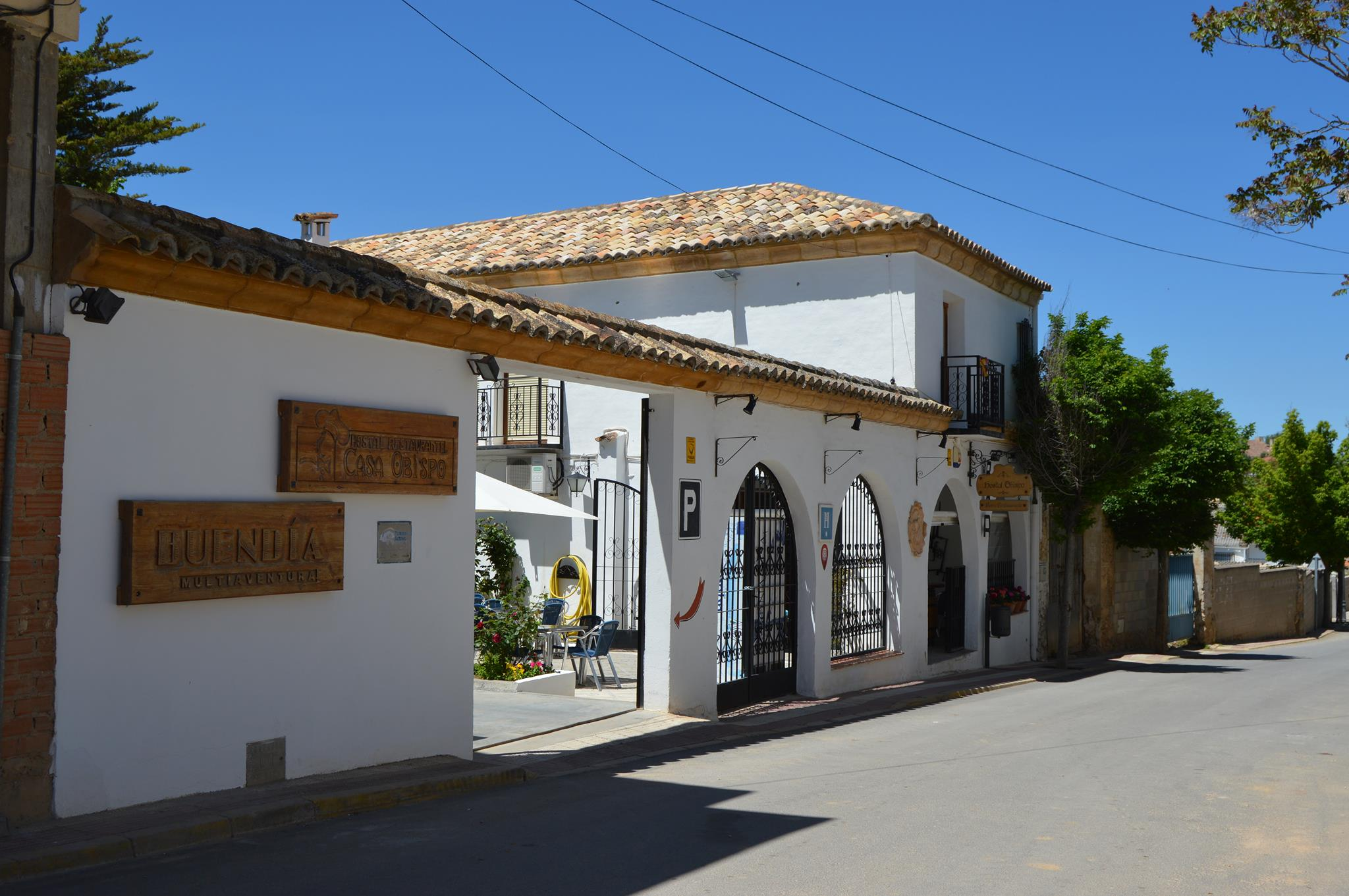 Hostal Rural Casa Obispo