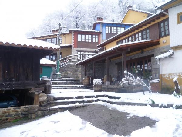 Oferta de apartamentos rurales san feliz caudal - Casas rurales en la nieve ...