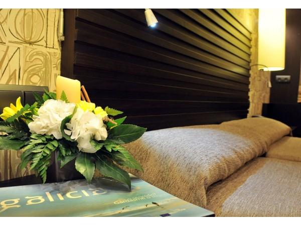 Hotel Gastronomico Casa Rosalia  -  - A Coru�a