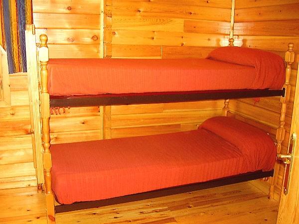 Camping La Gorga  - Pyreneeën - Huesca