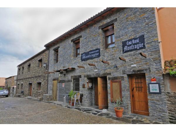 Monfragüe Rural  - Extremadura - Caceres