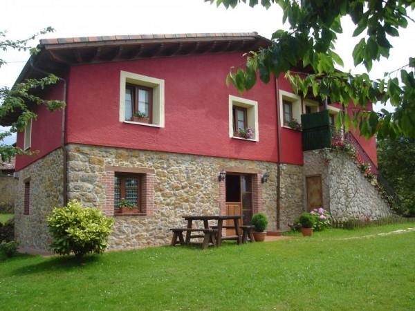 Casa De Aldea El Jondrigu  - Cantabrische Mts. - Asturias