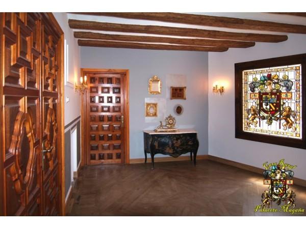 Casa Rural Palacete Magaña  - Aragon - Zaragoza