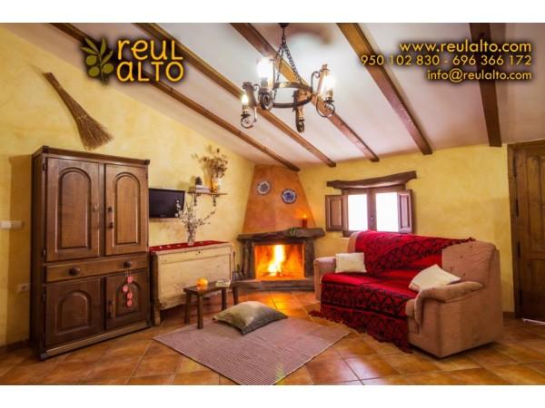 Reul Alto Cortijos Rurales  - Baetic Gebirge - Almeria