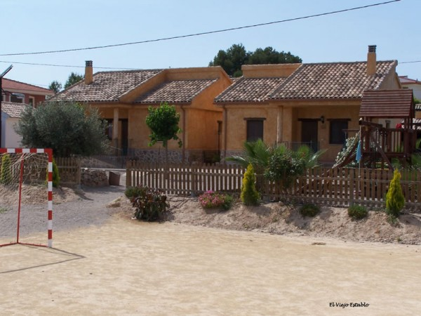 Casas rurales el viejo establo villa cottage in baetic - Casa rural el viejo establo ...