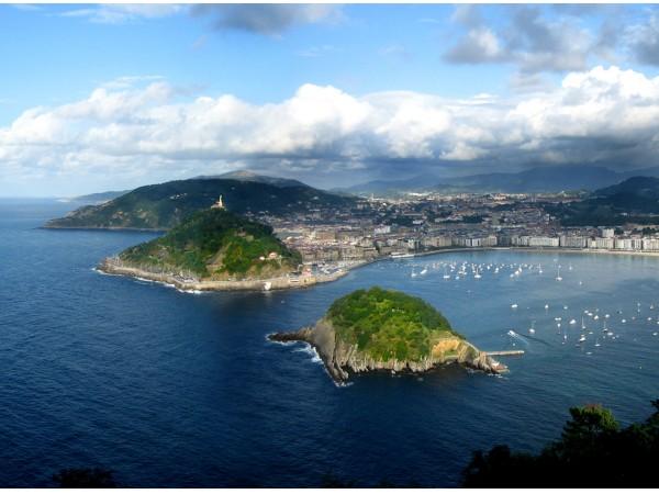 muy cerca de Donostia / San Sebastián