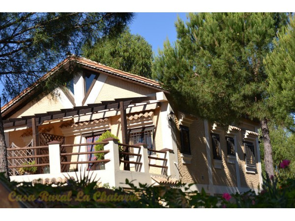La Chatarré  - West Andalusia - Huelva