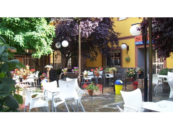 Solaire  - Extremadura - Caceres