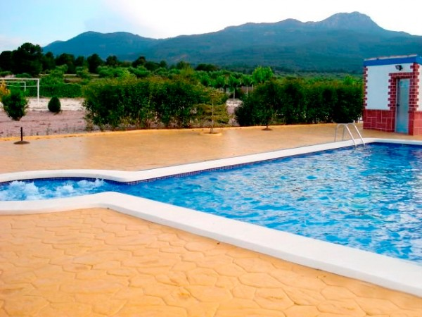 El Serrano  - Baetic Mountains - Murcia