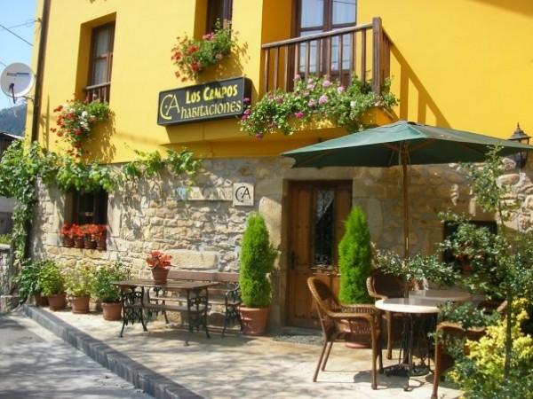 Los Campos Casa Rural  - Cantabrische Mts. - Asturias